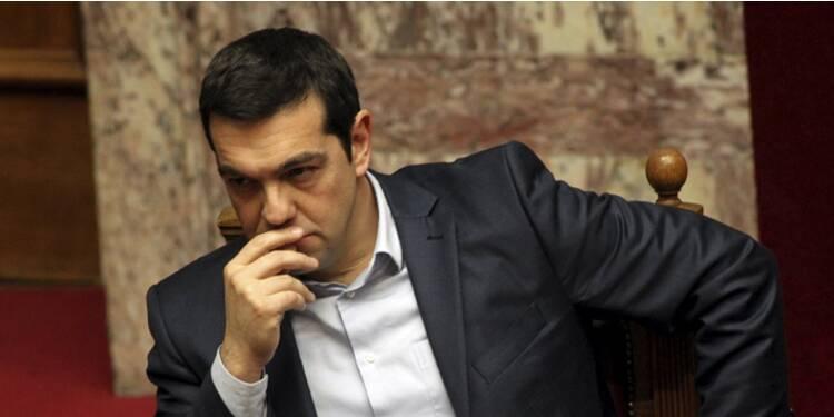 Le Parlement grec dit oui à Tsipras pour aller négocier avec les créanciers