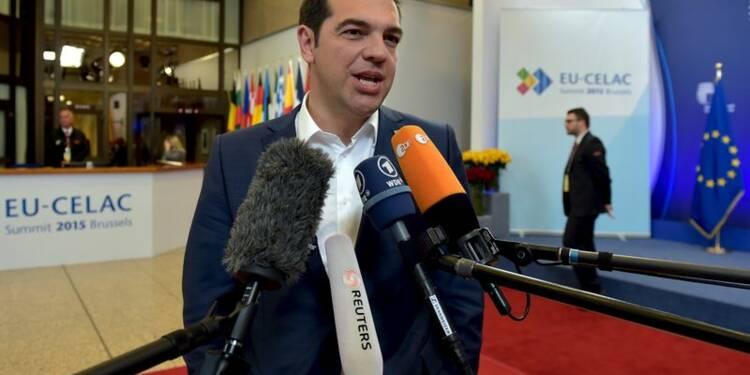 """Le FMI parle de """"divergences majeures"""" avec la Grèce"""