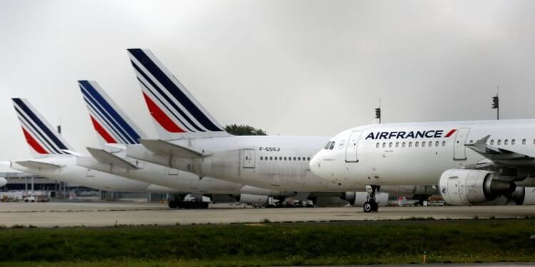 Le trafic passagers d'Air France-KLM en baisse de 0,1% en mars