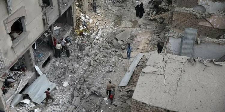 Moscou invite une partie de l'opposition syrienne à négocier