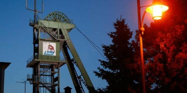 Le groupe allemand K+S rejette l'offre de Potash