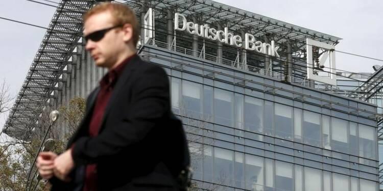 Deutsche Bank ferme une partie de ses activités en Russie