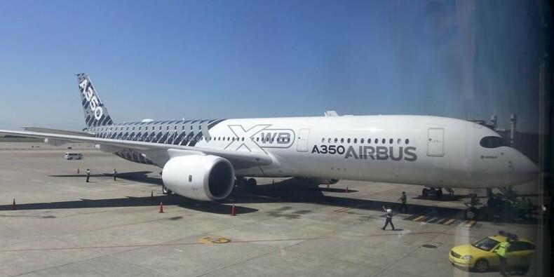 367 commandes et 353 livraisons pour Airbus de janvier à juillet