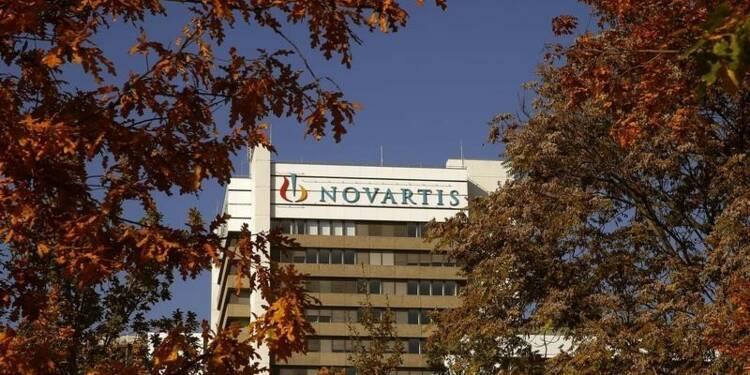 Novartis paie une amende dans une affaire de pots-de-vin aux USA