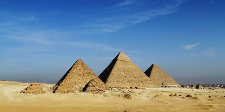 Dans le secret des pyramides