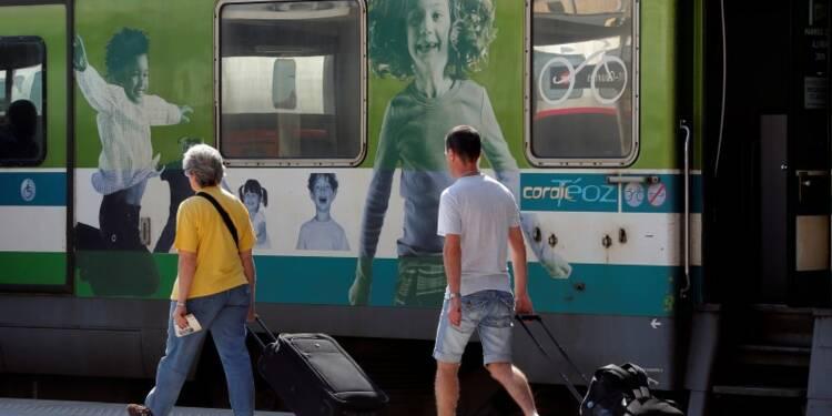 Un rapport propose de revoir l'organisation des trains Intercités