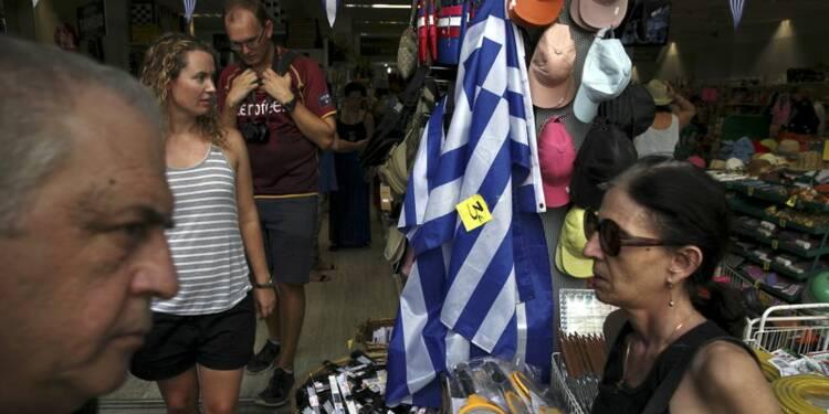 Grèce: assouplissement sur le contrôle de capitaux des sociétés