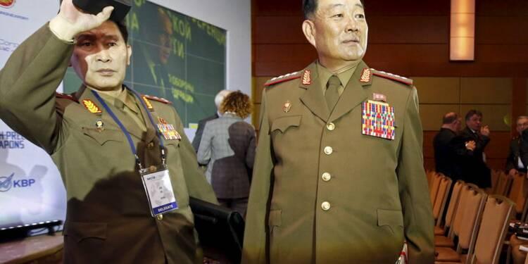 Un ministre nord-coréen exécuté au canon, selon Séoul