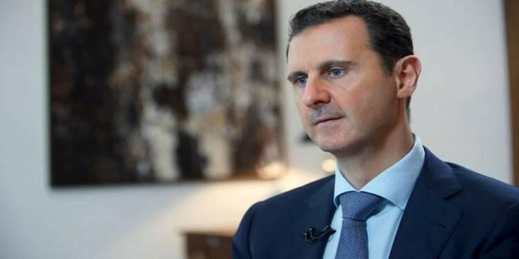 """Bachar al Assad invite Paris à adopter une politique """"réaliste"""""""