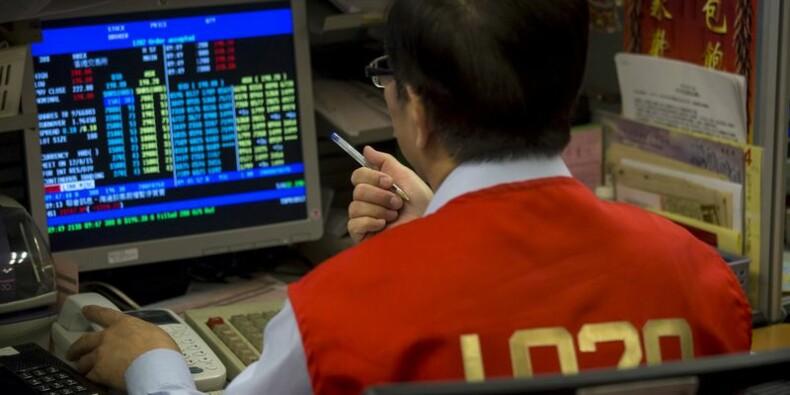 La chute des actions chinoises, une aubaine pour des fonds étrangers