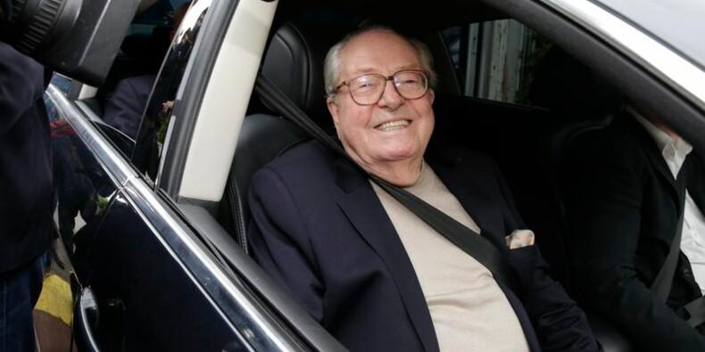Jean-Marie Le Pen dit souhaiter la réconciliation avec sa fille