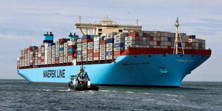 Maersk Line va réduire ses coûts et ses effectifs