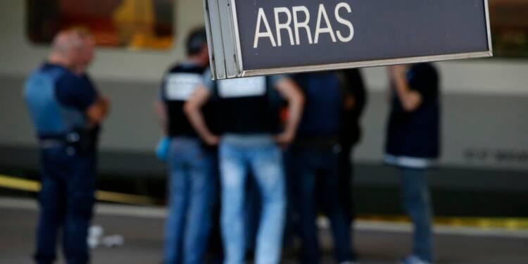 Le tireur présumé du Thalys réfute toute intention terroriste