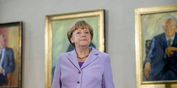 La CDU-CSU a le vent en poupe en Allemagne