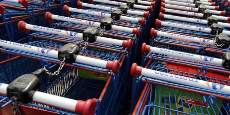 La holding de Diniz monte dans Carrefour Brésil avec Singapour