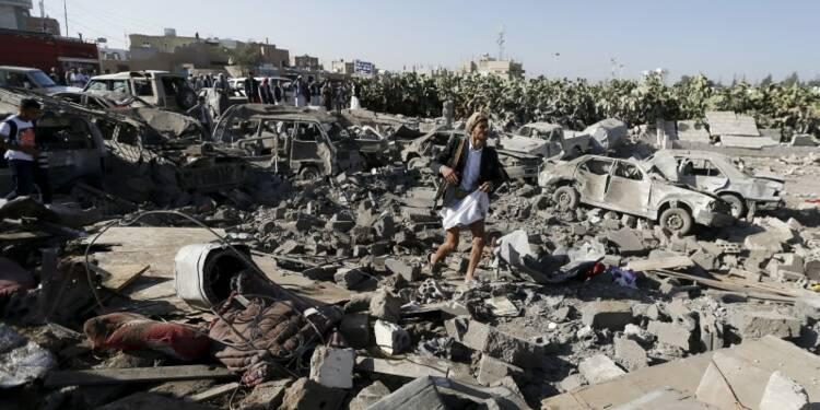 L'offensive saoudienne au Yémen se poursuit