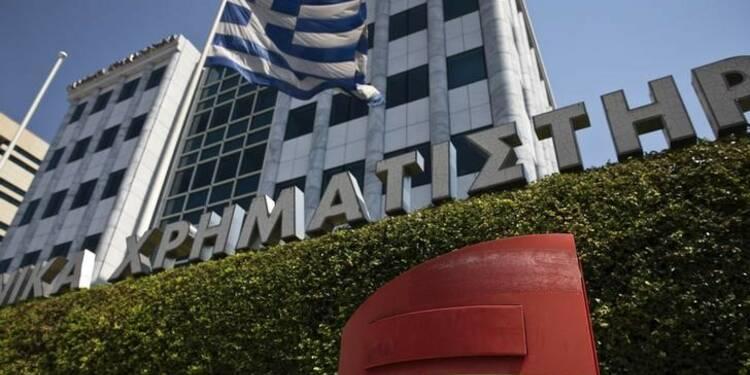 Moody's confirme la note de la Grèce, perspective stable