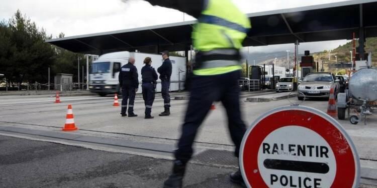 Reprise des contrôles aux frontières en vue de la COP21