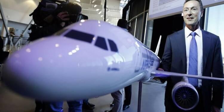 Airbus attend plusieurs centaines de commandes au Bourget