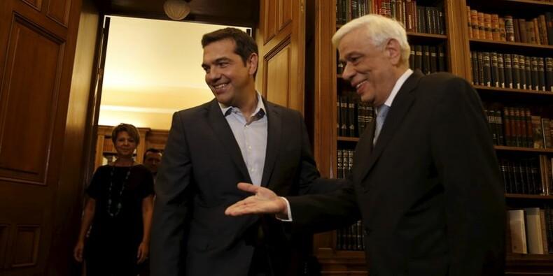 Tsipras démissionne, vers des élections anticipées en Grèce