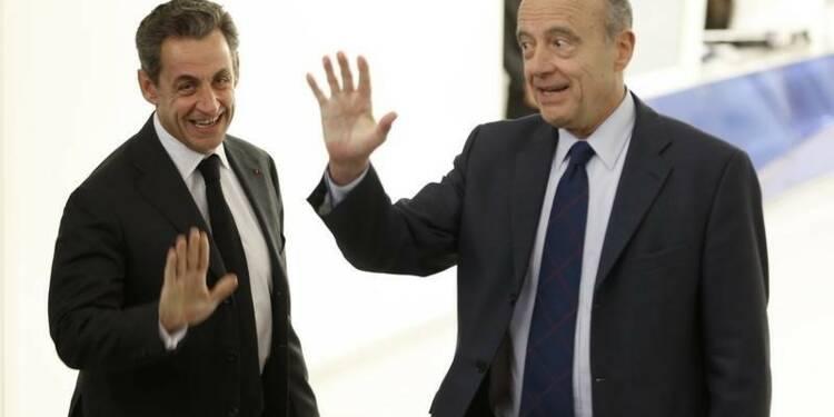 Juppé plus populaire que Sarkozy sauf à droite, selon BVA