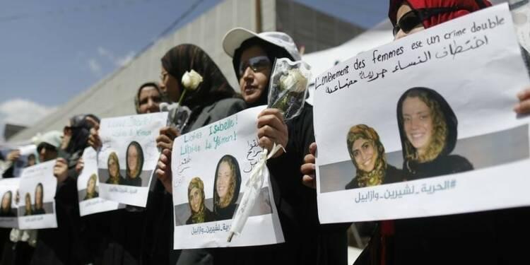 La Française enlevée au Yémen apparaît dans une vidéo