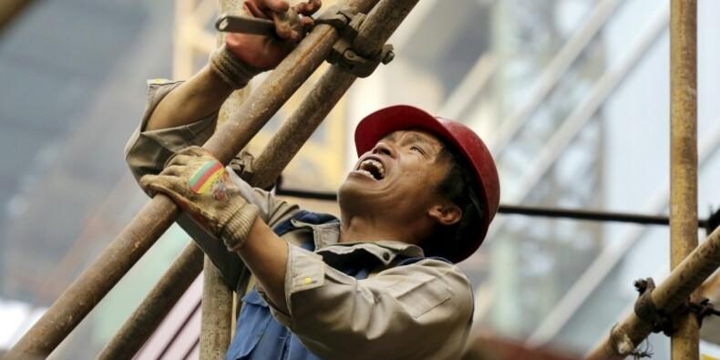 La croissance chinoise peut-être meilleure que prévu, dit le FMI