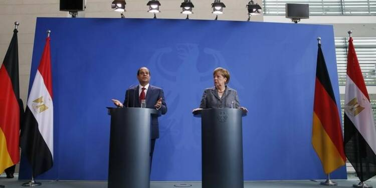 Siemens signe un contrat de 8 milliards d'euros avec l'Egypte