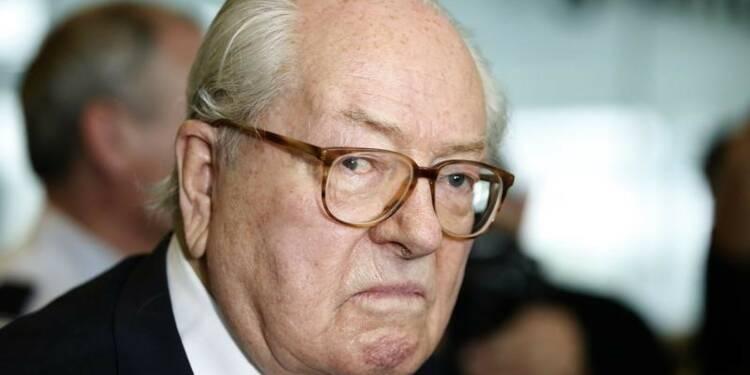 Jean-Marie Le Pen étudie une éventuelle candidature en Paca