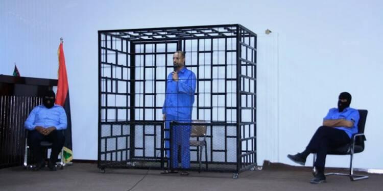 Saïf al Islam condamné à mort par contumace en Libye