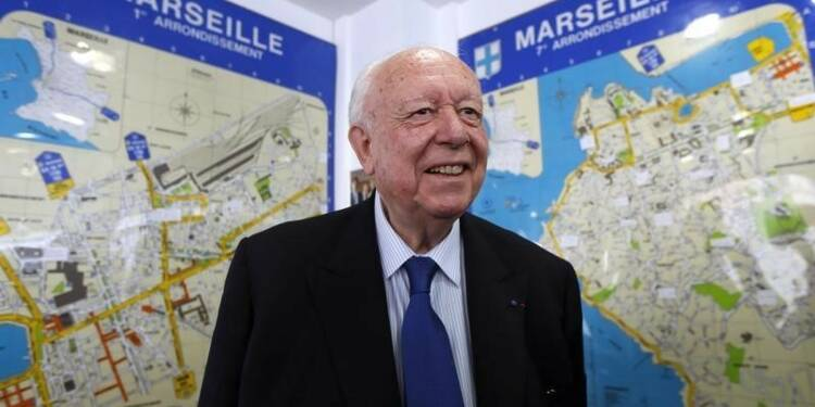 Election houleuse du président de la Métropole de Marseille