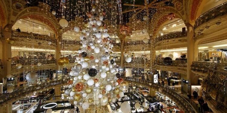 Grands magasins et boutiques de luxe ont rouvert à Paris