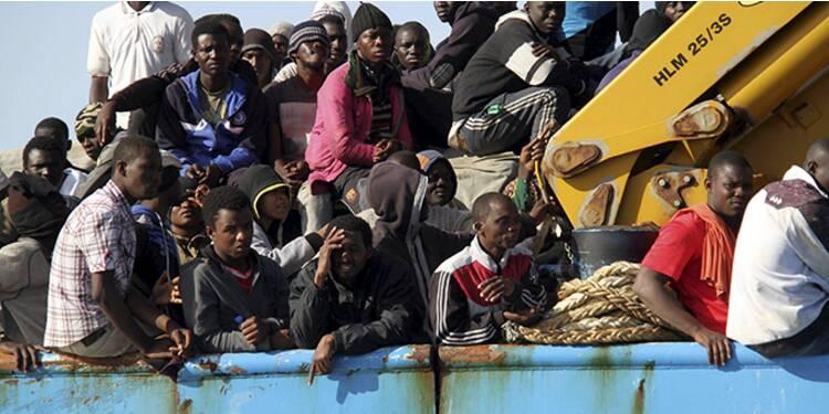 Les scénarios possibles pour diminuer l'afflux de migrants en Europe