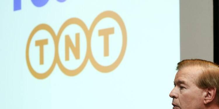 FedEx rachète TNT Express pour 4,4 milliards d'euros