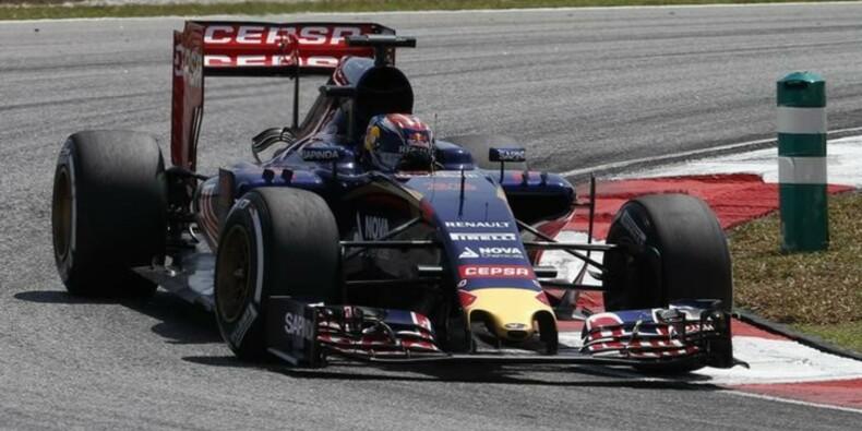 Renault pourrait se retirer de la F1 ou racheter Toro Rosso