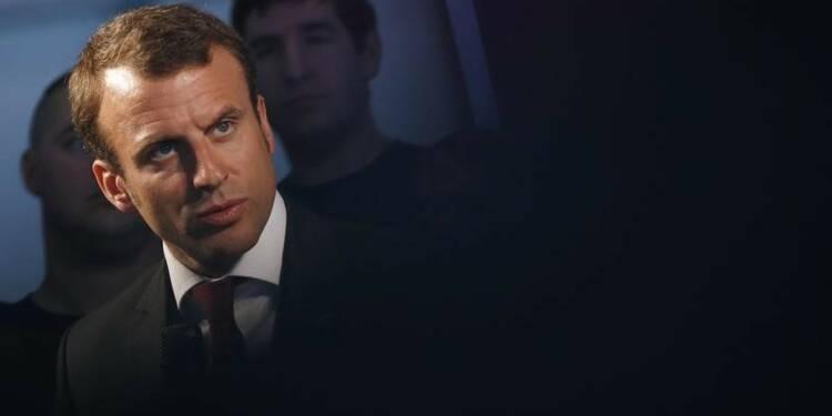 Emmanuel Macron appelle au compromis sur la Grèce