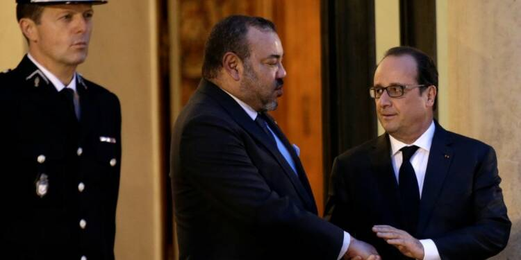 Hollande remercie le Maroc d'avoir aidé à retrouver Abaaoud