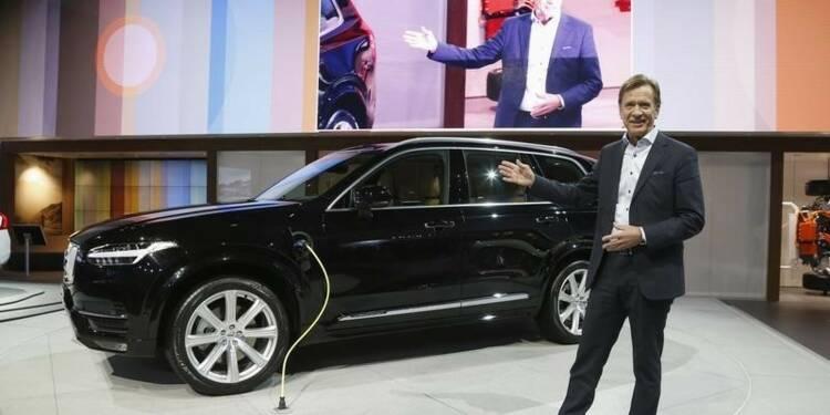 Volvo Cars va ouvrir sa première usine aux Etats-Unis