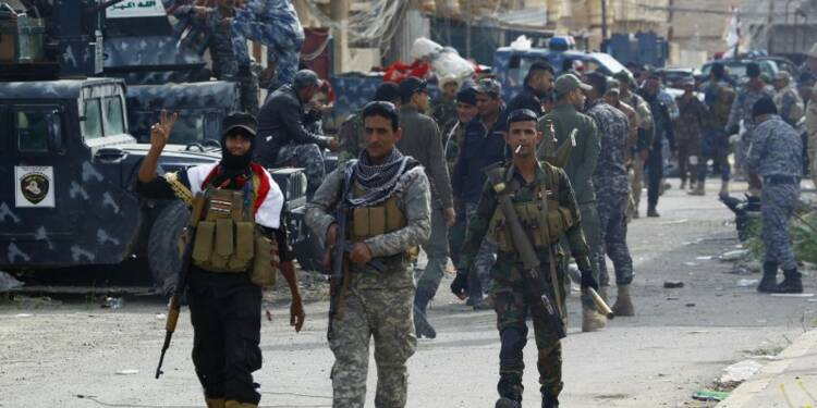 Le gouvernement irakien revendique la victoire à Tikrit
