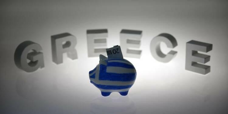 Les institutions recommandent de verser une aide à la Grèce