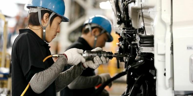 L'industrie va mieux en Europe, des signes de faiblesse en Asie
