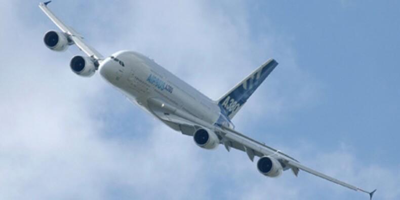 L'A380 a décollé pour son vol inaugural chez Air France