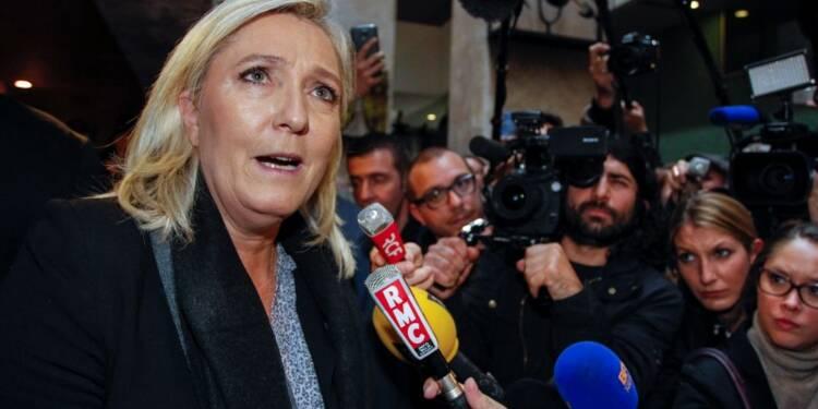 Imbroglio autour d'une émission avec Marine Le Pen sur France 2