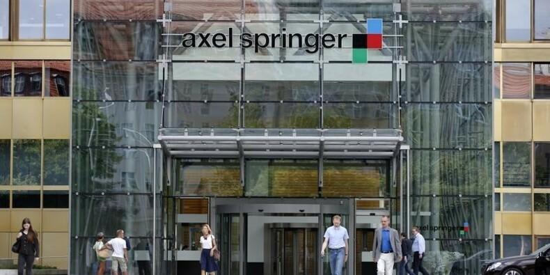 Pearson vendrait le Financial Times à Axel Springer