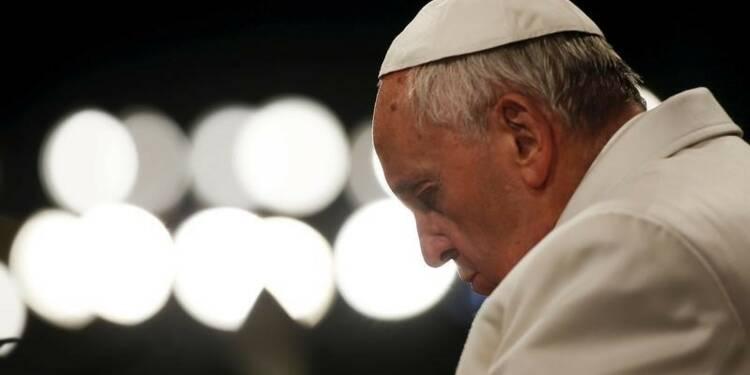 Le pape François prie pour les chrétiens persécutés