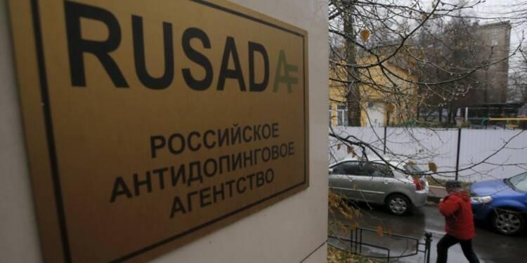 Le laboratoire russe chargé des tests antidopage fermé