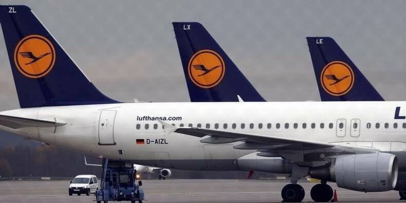 Lufthansa dépose un recours en justice contre la grève