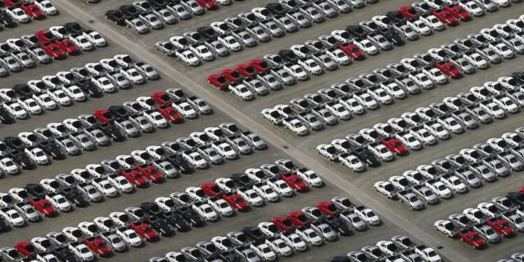 Les ventes de la marque Volkswagen en baisse de 4,8% en avril