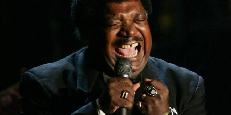 Mort du chanteur de soul américain Percy Sledge