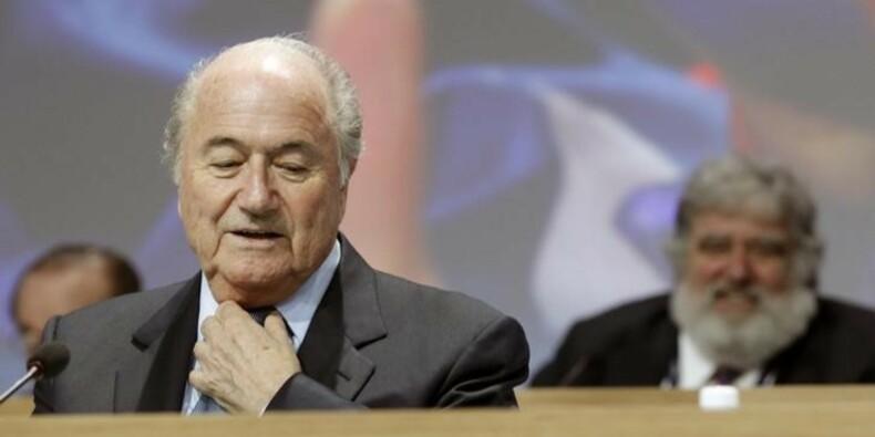 Sepp Blatter se repose après un malaise cardiaque